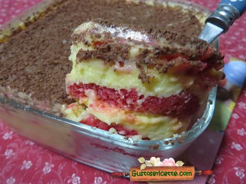 Ricetta zuppa inglese pan di spagna - Gustose ricette di cucina